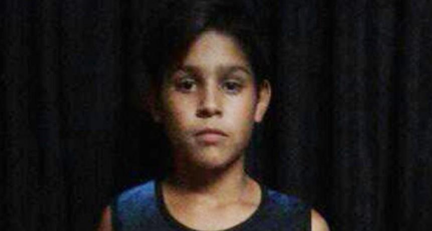 Tremendo dolor para una familia, con la pérdida de su hijo de 13 años