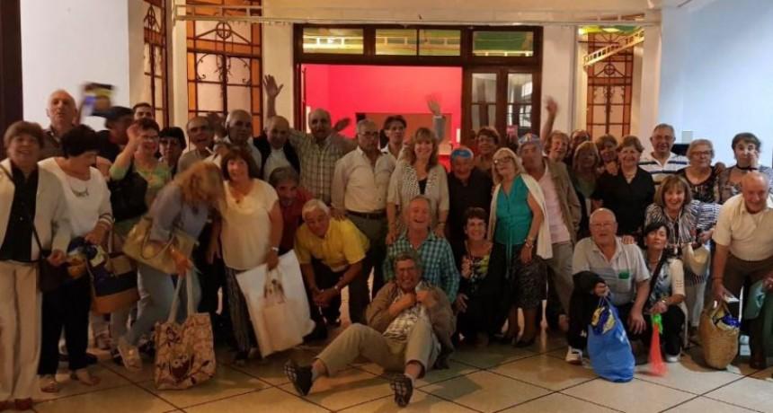 Se llevó a cabo el primer encuentro de jubilados municipales
