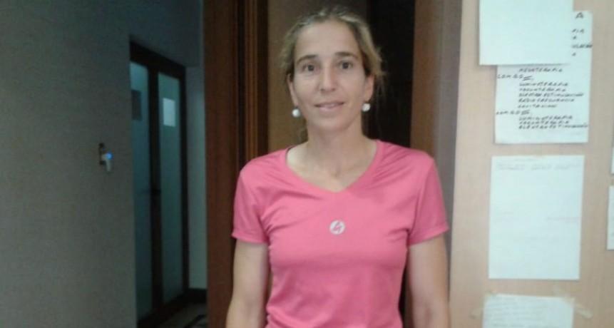 Lorena Juárez: 'No sé si tengo techo, siempre se puede aspirar a más'