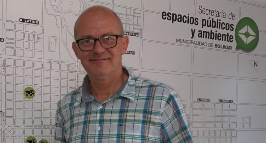 Mariano Sarraua: 'El servicio de recolección del 24 y el 31 será normal ya que comenzamos en la noche del domingo'