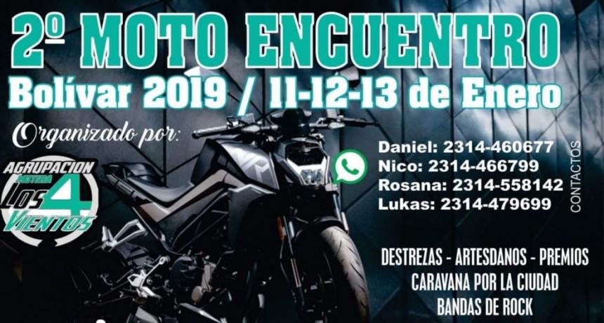 Se viene el segundo encuentro de Moto Bolívar 2019