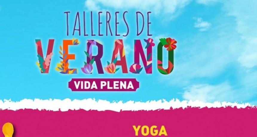 Gimnasia y yoga para adultos mayores durante el verano