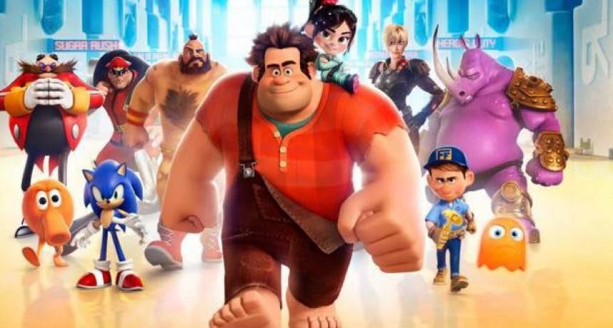 Una Semana a pura diversión en el Cine Avenida con Wifi Ralph en 3D