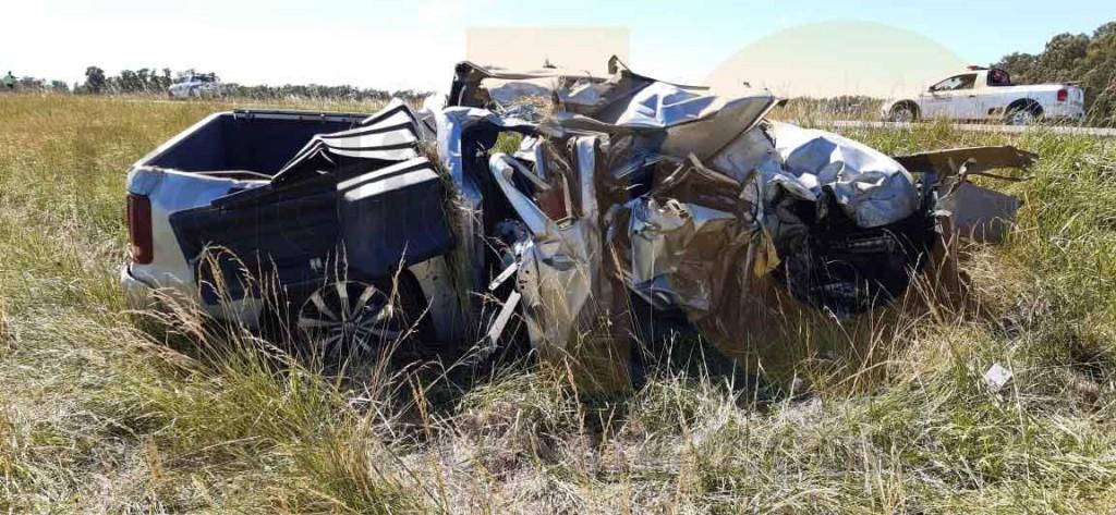 Grave accidente con un fallecido en inmediaciones a Estancia La Nicolasa