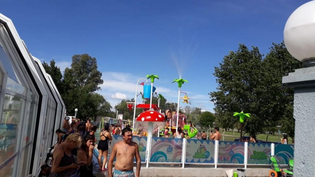 Este fin de semana abre sus puertas el Parque Acuático Municipal