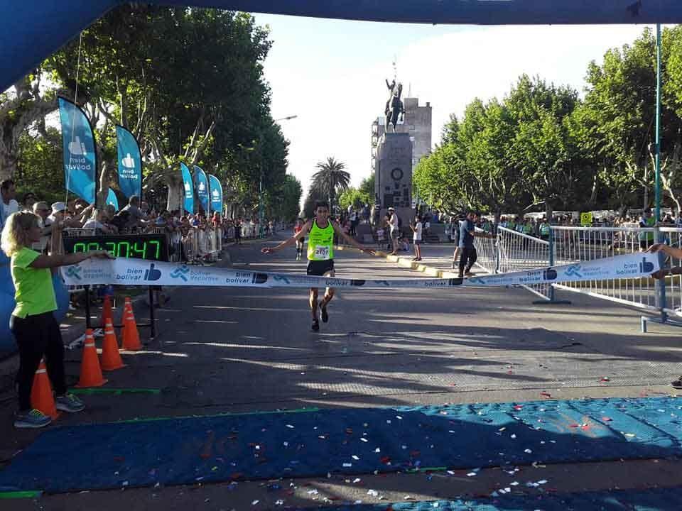 Maratón Dino Hugo Tinelli: 'Mito' Guerra de 25 de Mayo, se quedó con la edición 21°