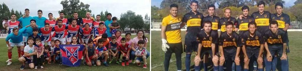 Defensores del Este y Huracán de Carlos Tejedor finalistas de la LPF