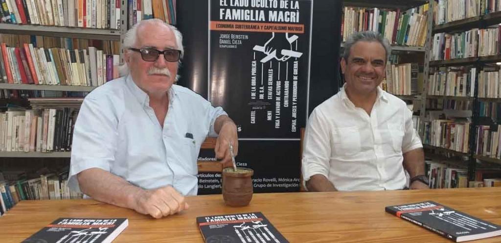 Daniel Cieza: 'Los artículos que sustentan el libro estan aprobado por la comunidad académica'