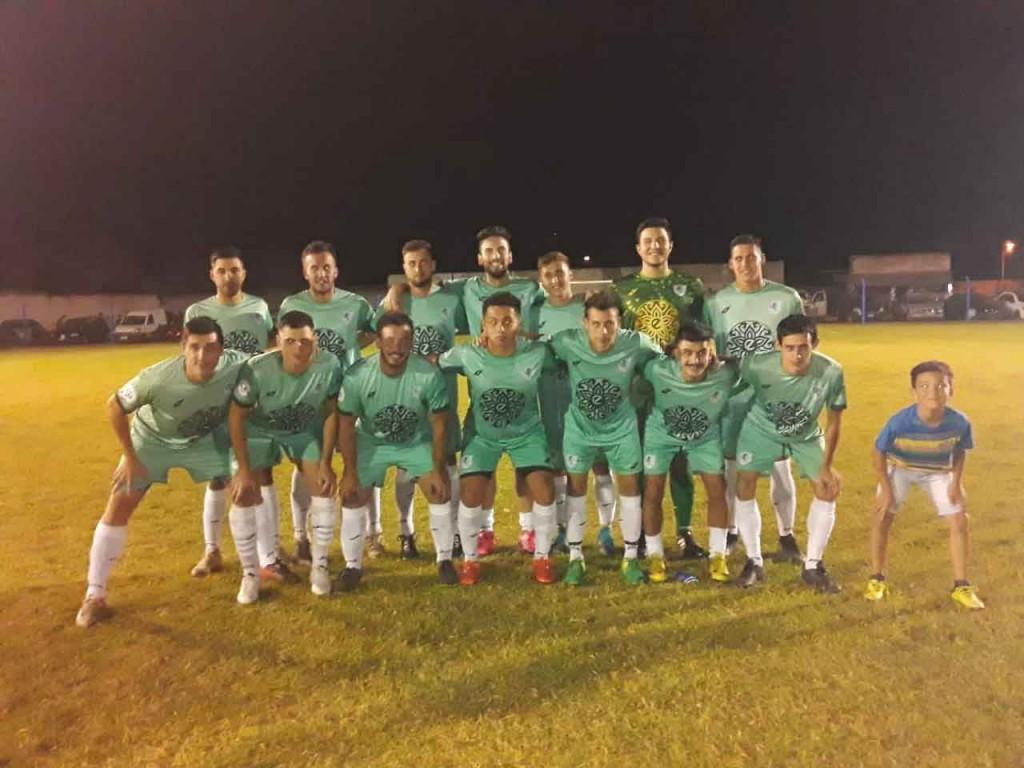 Cuarta fecha del Torneo Interno de los Barrios con un gran marco de publico
