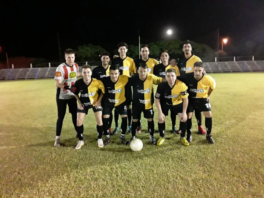 Dos vibrantes partidos se pudieron disfrutar en el Torneo Interno de los Barrios