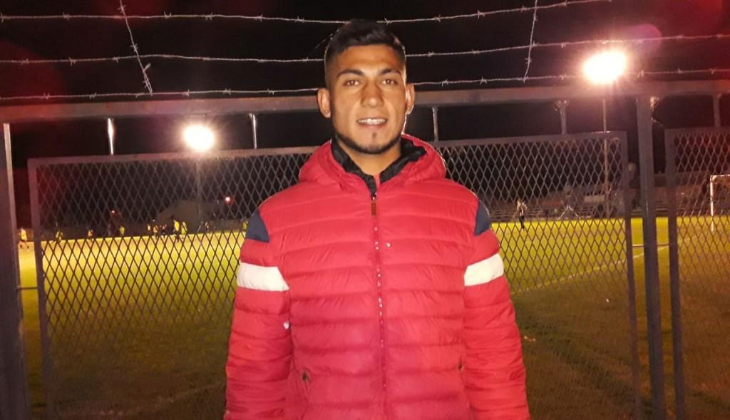 Braian Devigo: 'El 6 de enero ya me voy a Junin para jugar en la 4º de Sarmiento'