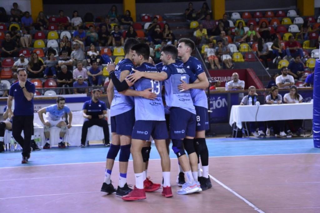 Bolívar Vóley comienza su participación en la 'Copa Rus Argentina'