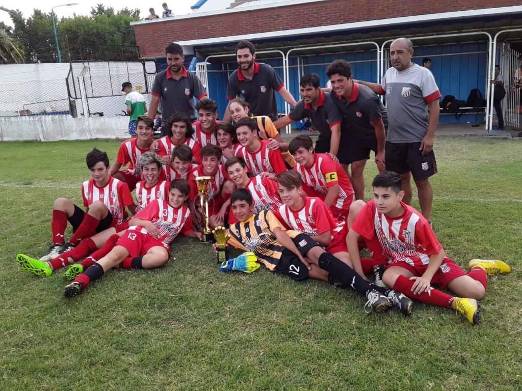 Liga Deportiva de Bolívar: Se definieron los campeones de las divisiones inferiores