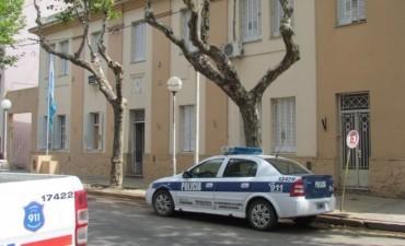 Alejandro Greco prestará servicio en Jefatura de Policia Departamental 25 de Mayo