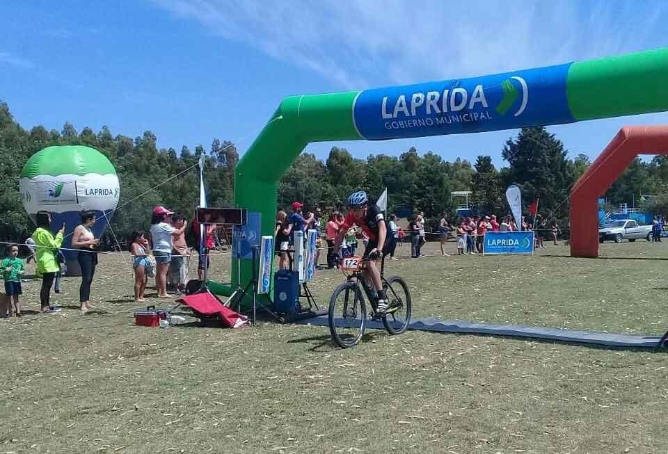Lucas Berre Farina se consagró campeón de la Copa Ciudad de Laprida