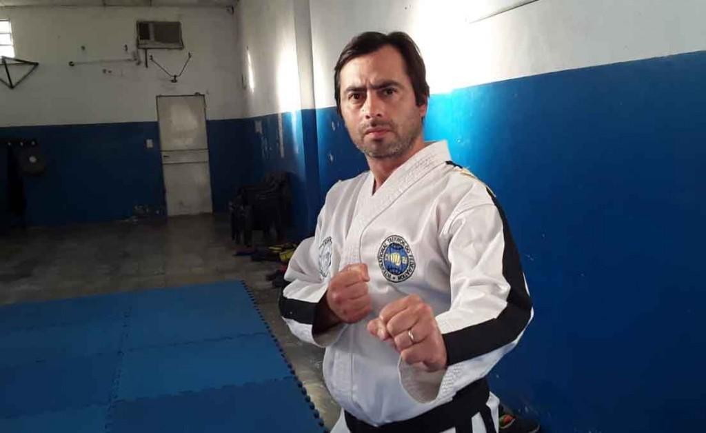 Jorge Ruiz: 'El taekwondo es una hermosa forma de vida'