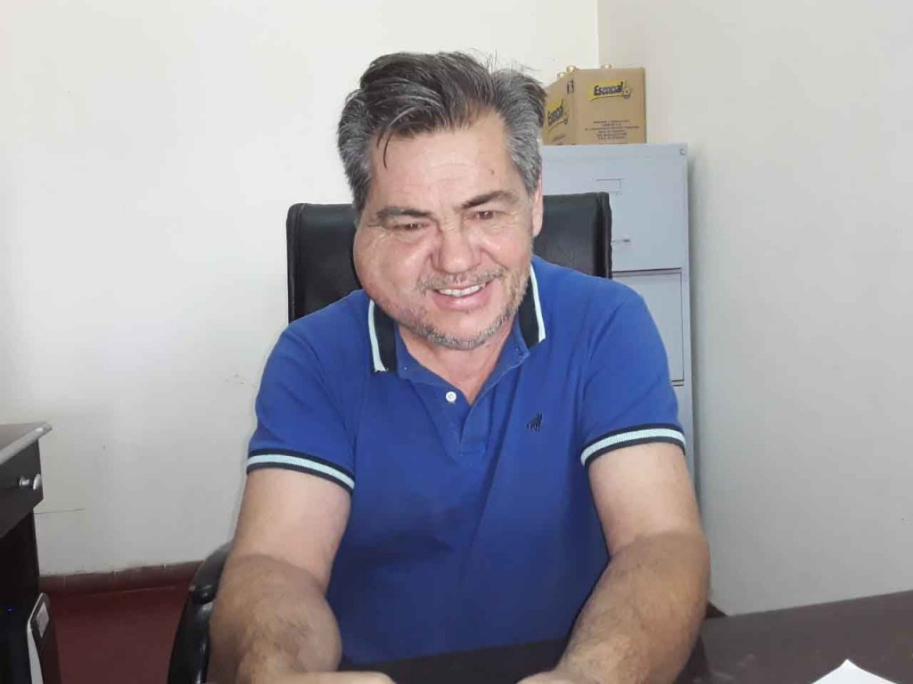 Diego Mata: 'Si Dios quiere tendremos nuestro circuito en Bolívar, seguimos trabajando para lo que se viene'