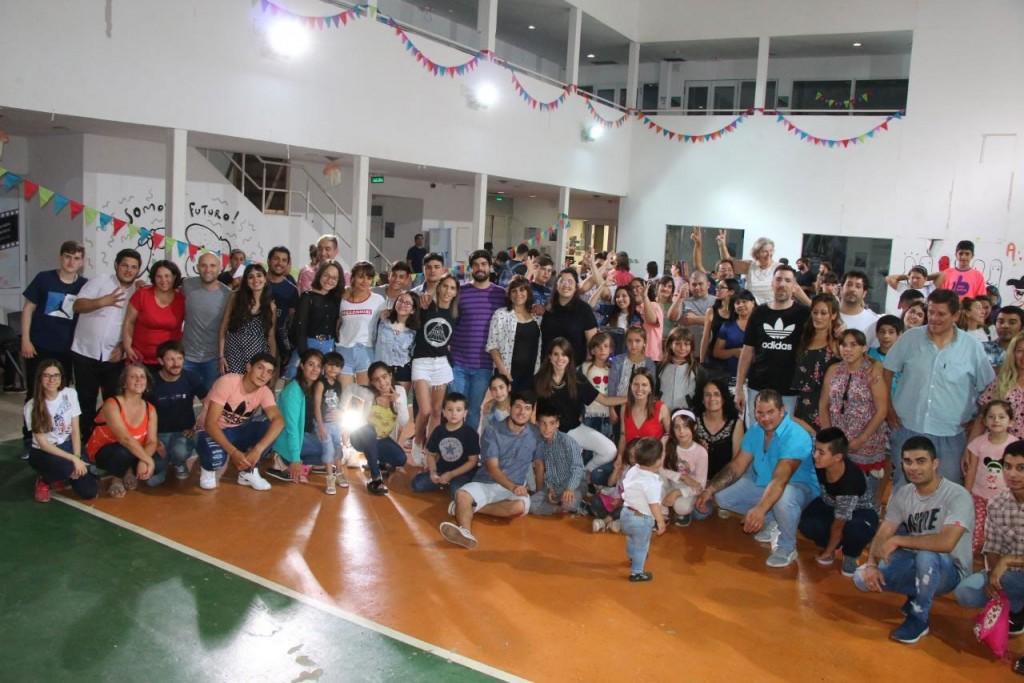 El DIAT despidió el año con un evento recreativo