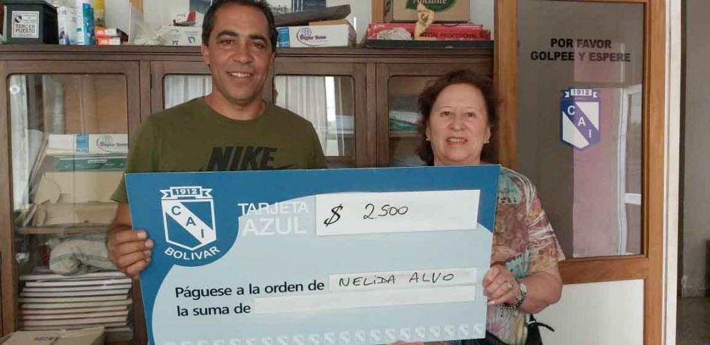 Nueva entrega de premios de la Tarjeta Azul de Club Independiente