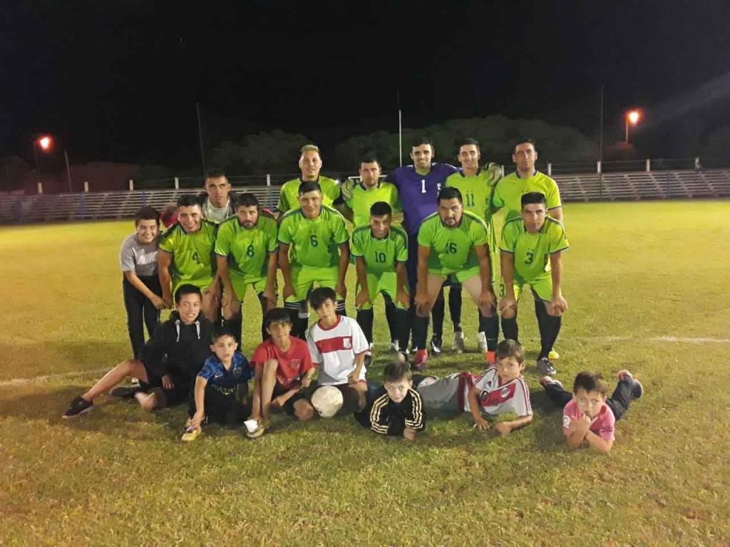 Show de goles en la noche del Torneo Interno de los Barrios