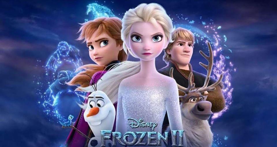 Comenzó la venta anticipada de entradas para el estreno simultáneo de Frozen II