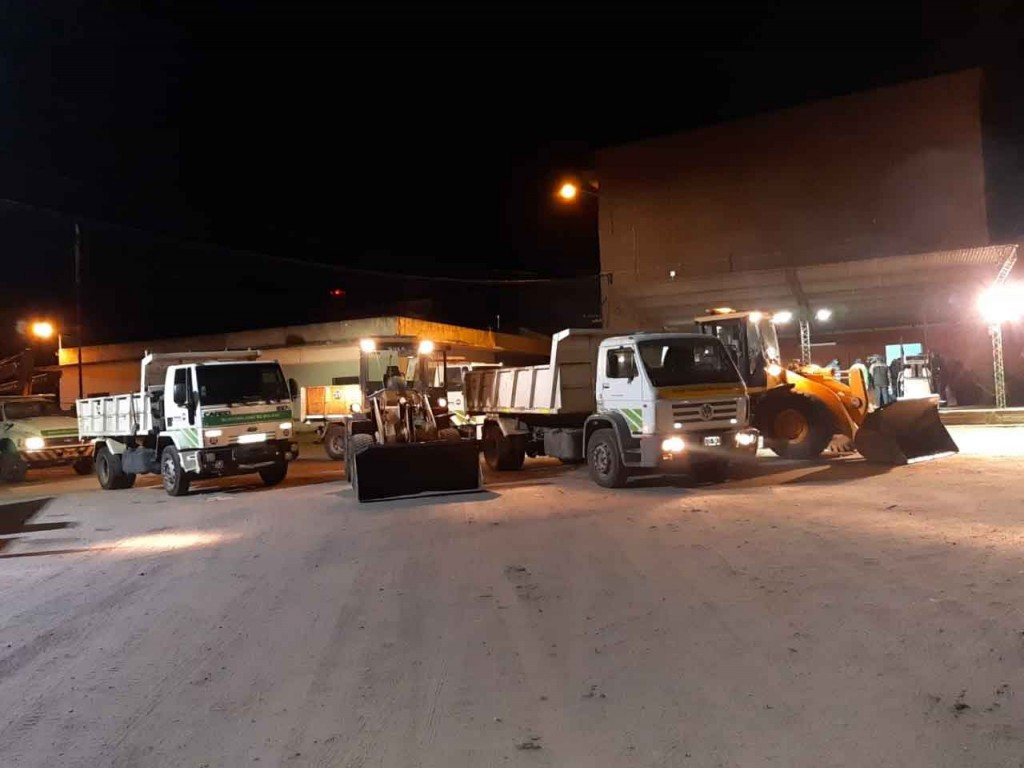 Los días lunes 30 y martes 31 no habrá recolección de residuos