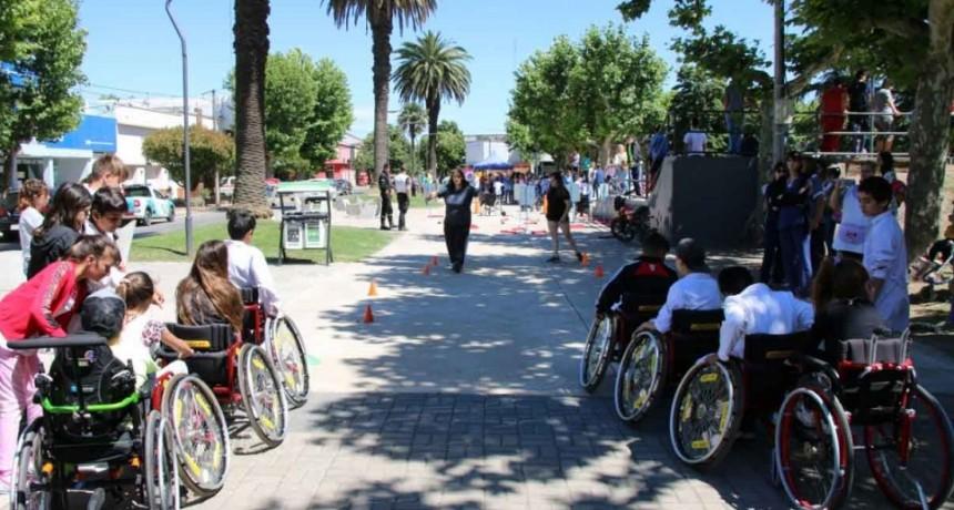 Se realizará una jornada recreativa por el Día Internacional de las Personas con Discapacidad