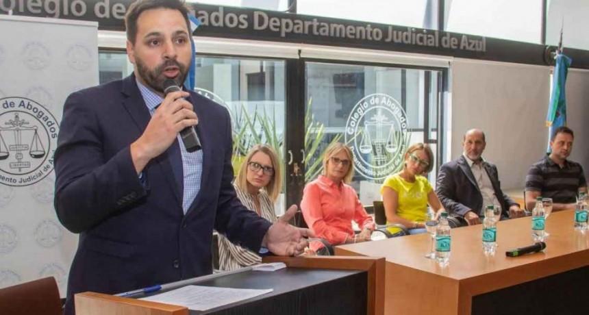 Informe Colegio de abogados: Exitosas charlas sobre 'Cannabis: Derecho a la Salud'