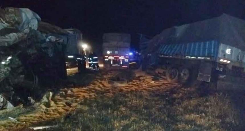 Accidente fatal sobre la Ruta Provincial N° 50