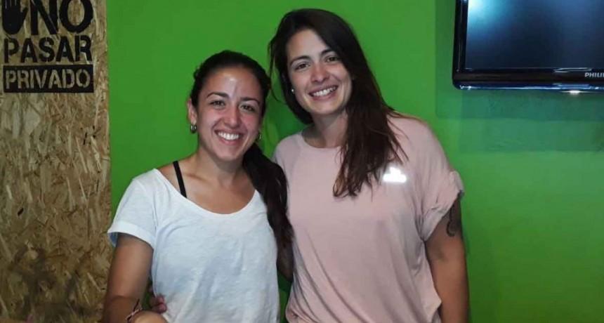 Marcela y Luz Prieto ganadoras del campeonato Héroes de Aventura