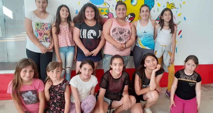 El taller de aeróbica del DIAT cerrará el año en el Complejo República de Venezuela