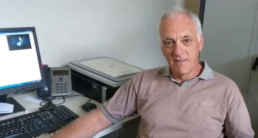 Miguel Gargiulo: 'Me considero un instrumento de trasmisión de la historia de un pueblo'