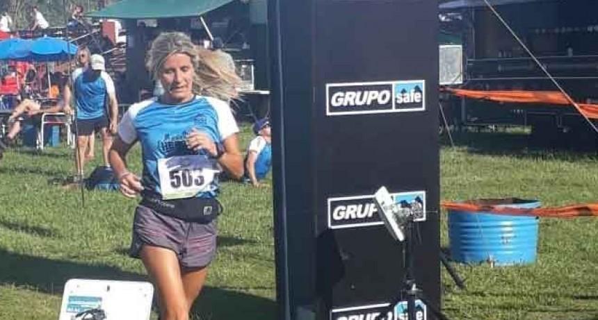Carina Aguilera: 'Fue bastante difícil, pero me hace feliz haber logrado lo que quería'