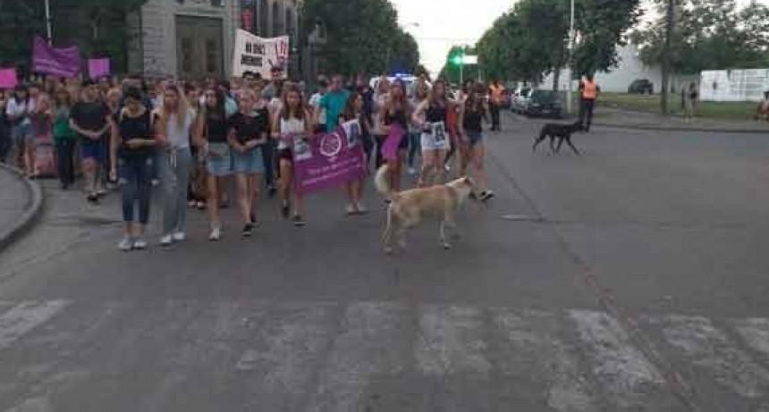 Se llevó a cabo en Pehuajó la segunda marcha por el femicidio de Bárbara Zabala