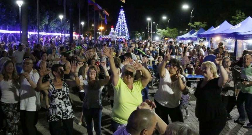 La Municipalidad cerró el fin de semana con variadas propuestas en el Centro Cívico