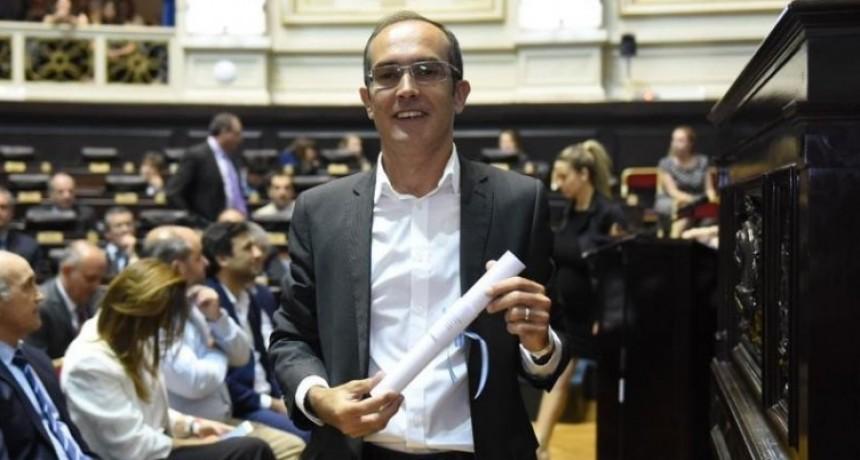 El martes 10 a las 20 horas Marcos Pisano asumirá en su cargo de Intendente Electo