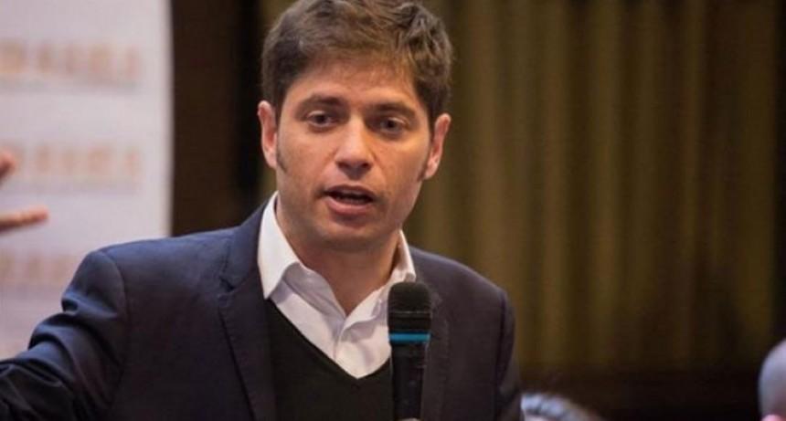 Se presentó el gabinete de la Provincia de Buenos Aires que acompañará a Axel Kicillof