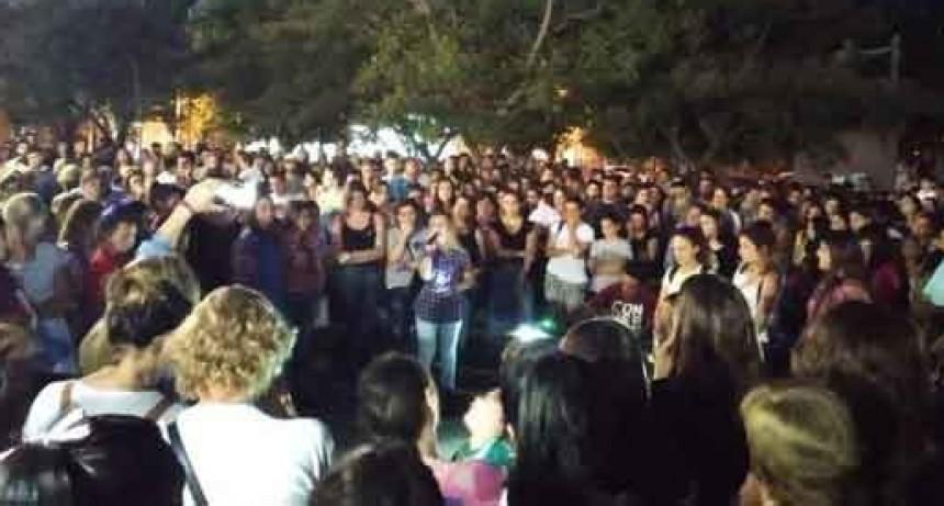 Andrea Pérez: 'La marcha del domingo fue el claro reflejó del dolor, preocupación y pedido de justicia'