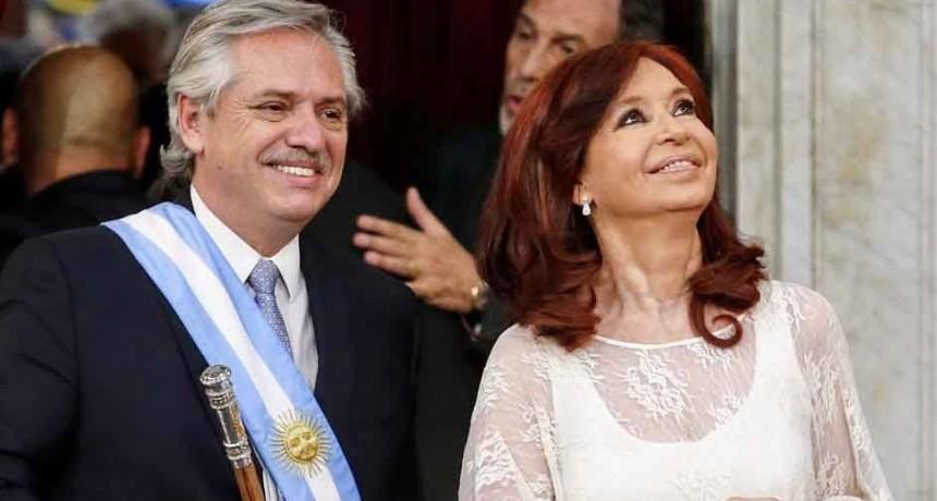 El acto de asunción de Alberto Fernández minuto a minuto