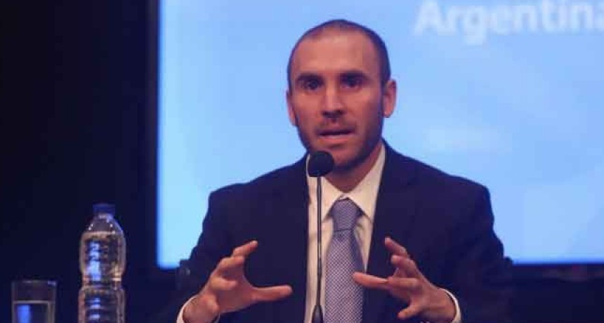 Guzmán dijo que Argentina está en virtual default y lanza un plan integral para tranquilizar la economía