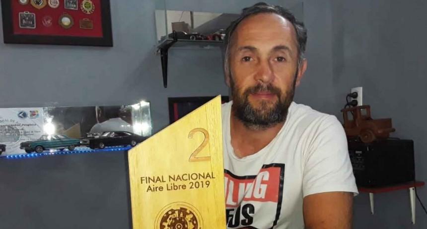 Fernando Diaz: 'Fue una hermosa experiencia, un recuerdo imposible de olvidar'