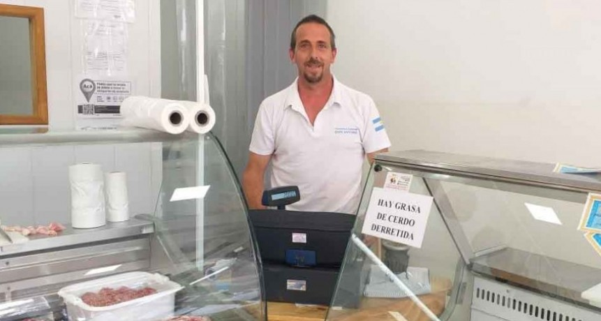 Carnicería Don Antonio celebra un año de vida comercial