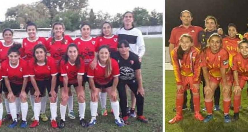 Casariego y Bull Dog a la gran final de la Copa Ciudad Femenina