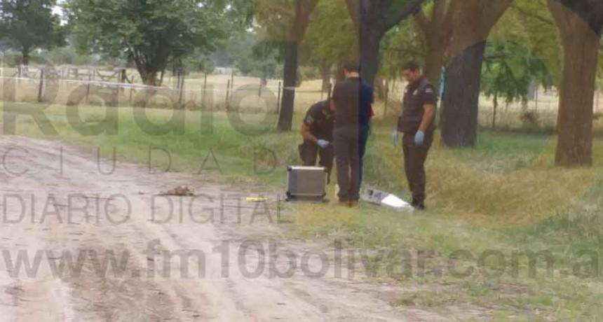 Hallaron restos óseos en el Parque Municipal Las Acollaradas