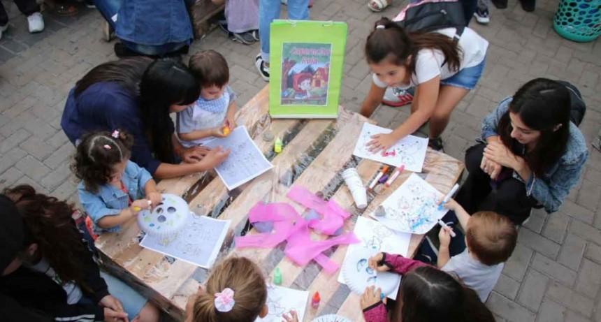 Los jardines municipales cerraron el año con el tercer festival de la primera infancia