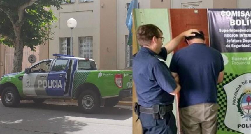 Se logró la detención en nuestra ciudad de un masculino que era buscado por la justicia de Lomas de Zamora