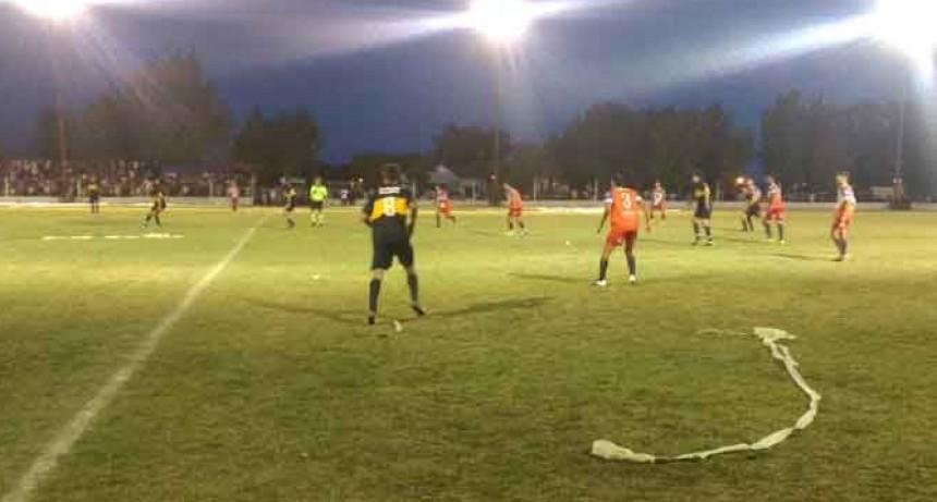 Final LPF: Defensores se quedó con el partido de ida