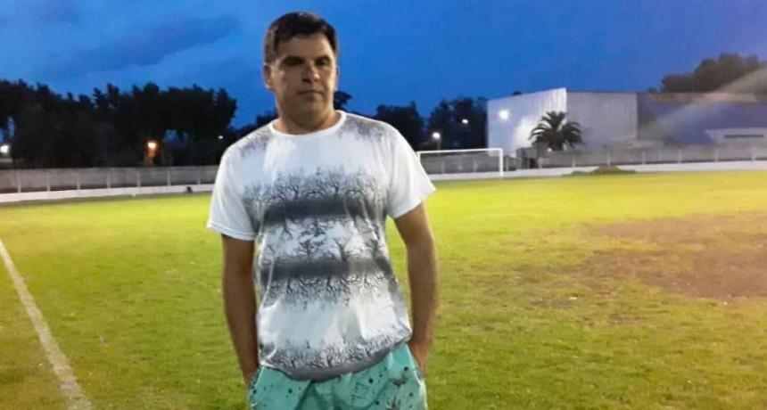 Romero: 'La mayor satisfacción de un canchero es verlo en condiciones cada fin de semana y que reconozcan tu trabajo'