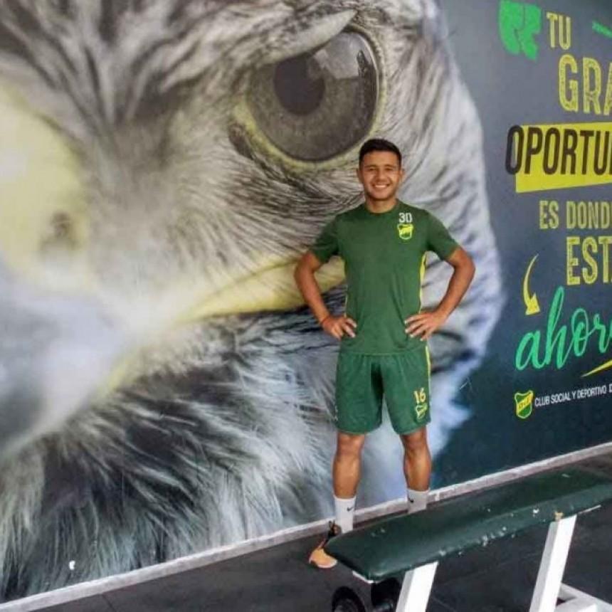 Elías Gutiérrez: 'Todos los días lucho por cumplir mi sueño de llegar a la primera'