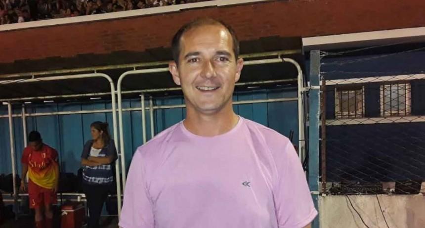 Rodrigo Vázquez: 'Las chicas le ponen una pasión especial al futbol'